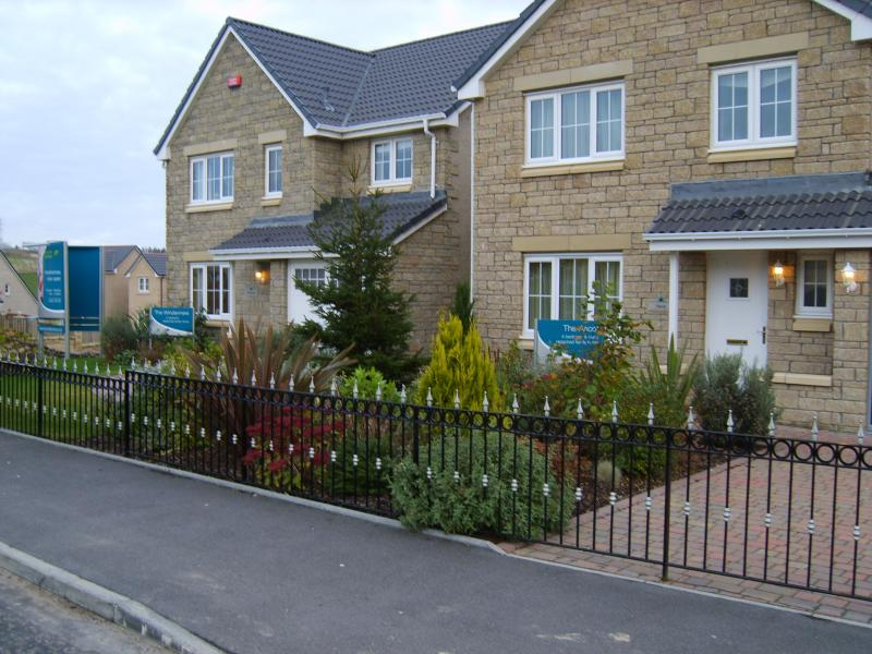 show houses blackburn development beechwood services ltd